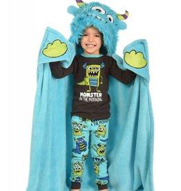 Lazy One Monster Hooded Blanket