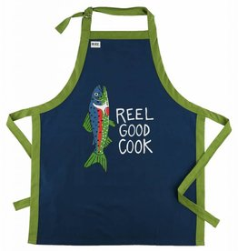 Lazy One Reel Good Cook Apron