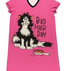 Lazy One Bad Hair Day Nightshirt