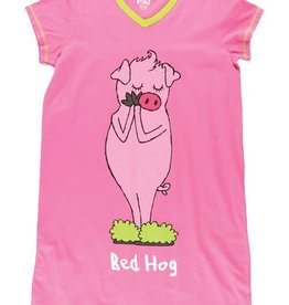 Lazy One Bed Hog Nightshirt