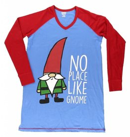 Lazy One Gnome L/S Nightshirt