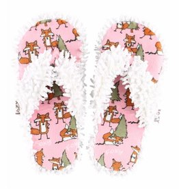 Lazy One Spa Slippers Foxy S/M