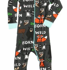 Lazy One Born To Be Wild Union Suit