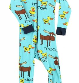 Lazy One Duck Duck Moose Union Suit