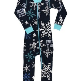 Lazy One Falling To Sleep Union Suit