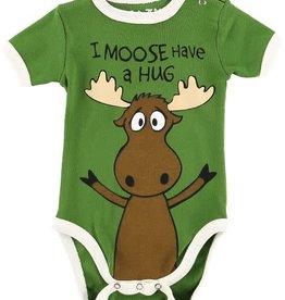 Lazy One Moose Hug Creeper