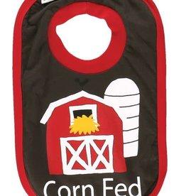 Lazy One Corn Fed Bib