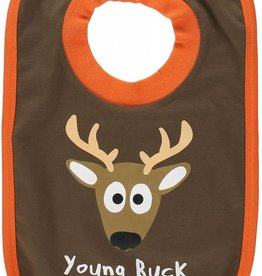 Lazy One Young Buck Bib