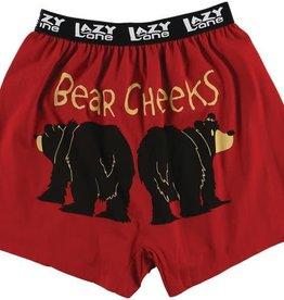 Lazy One Bear Cheeks Kid Boxer