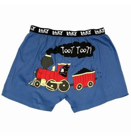 Lazy One Toot Toot Kid Boxer