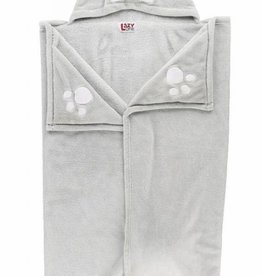 Lazy One Bunny Hooded Blanket