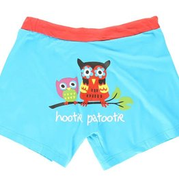 Lazy One I'm Owl Yours PJ Boxer