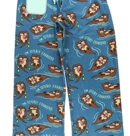 Lazy One Otterly Exhausted Yoga PJ Pant