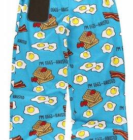Lazy One Eggs-hausted Yoga PJ Pant