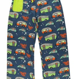 Lazy One Night Out Camping Yoga PJ Pant