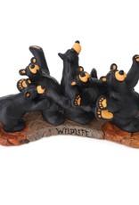 """""""Wildlife"""" Bears Figurine"""