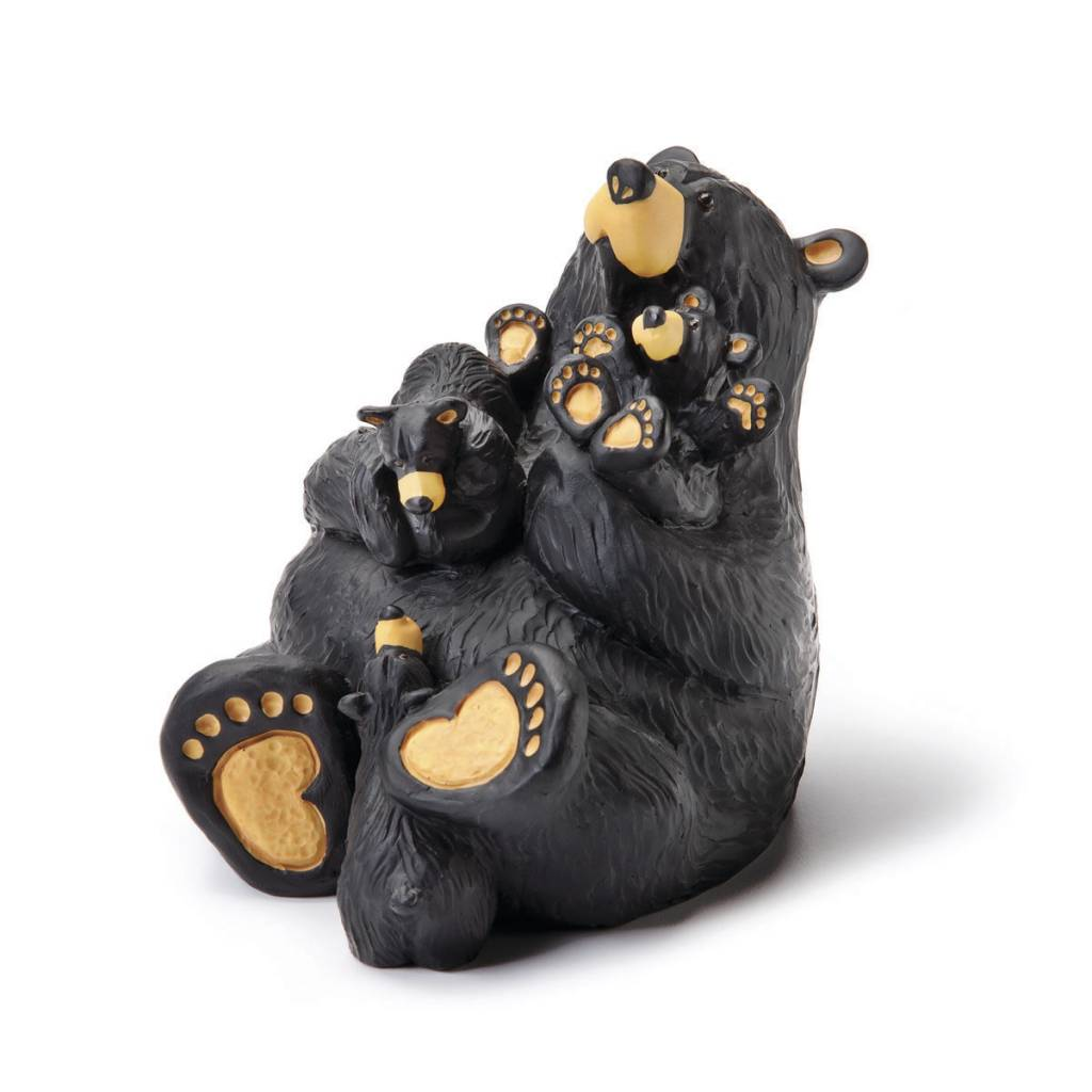 Home Again Bear Figurine