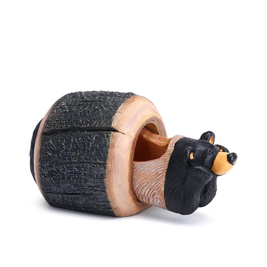 Hidden Treasure Bear Box Figurine