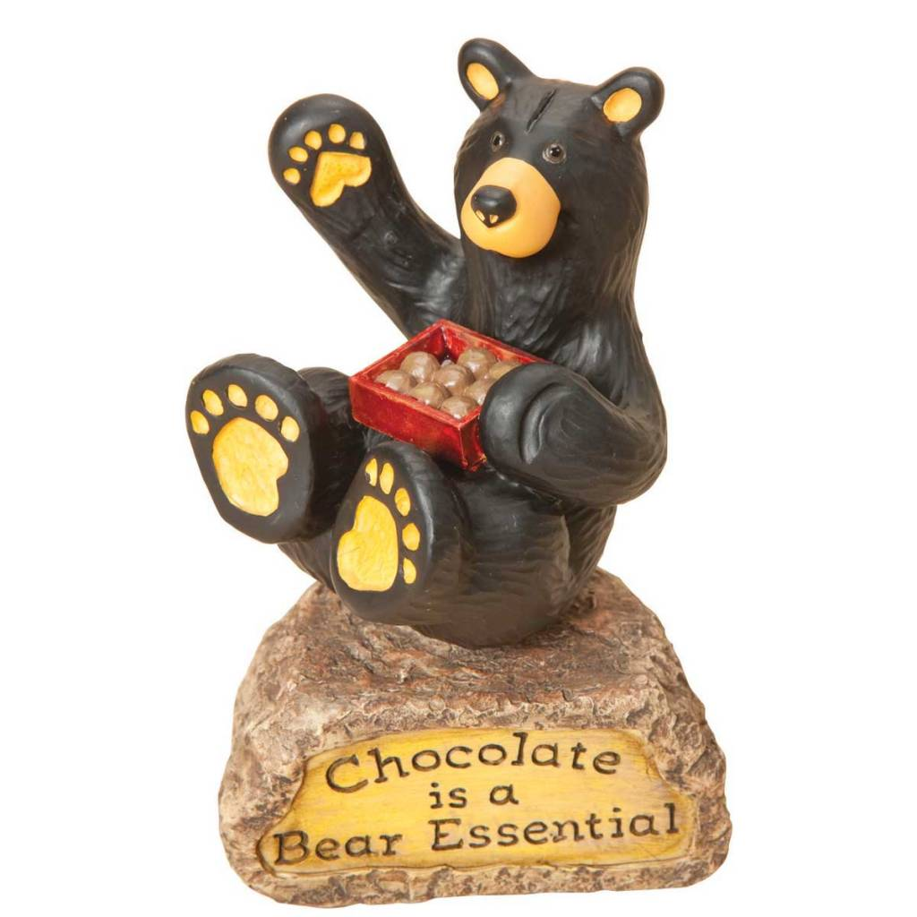 Bear Essentials Figurine
