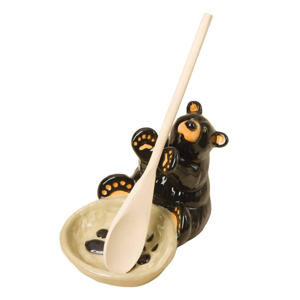 Bear Spoon Holder