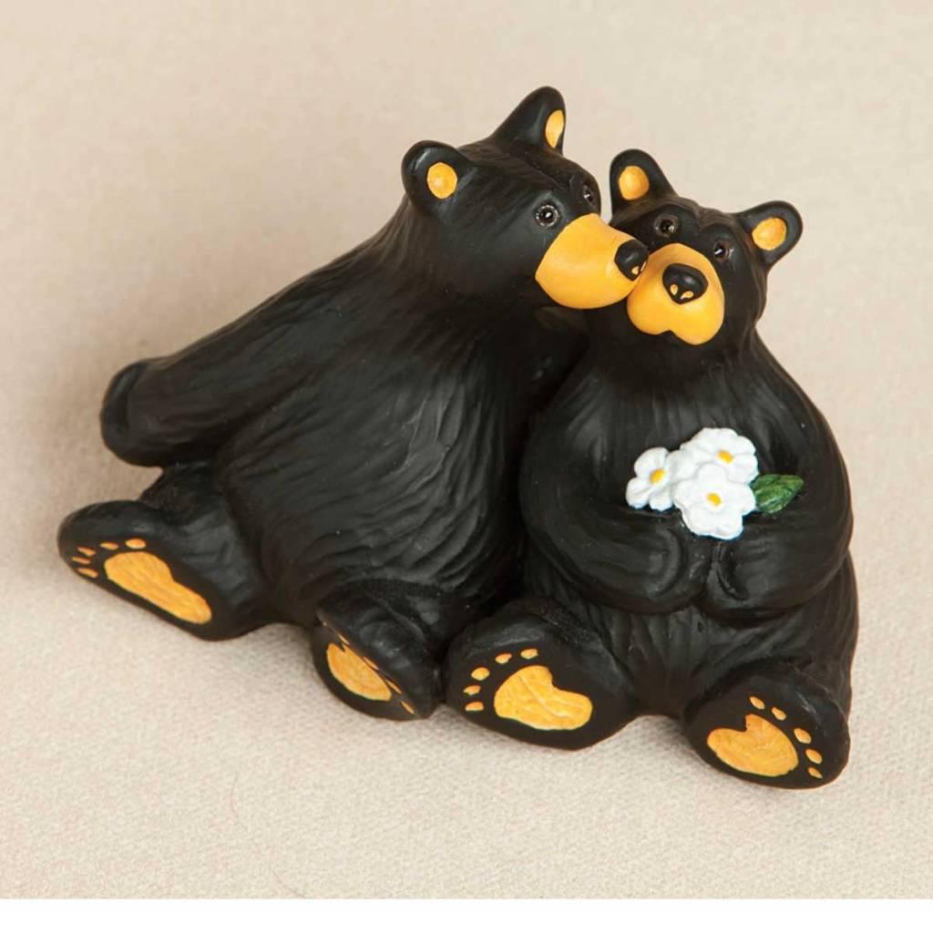 Little Smooch Mini Bear Figurine