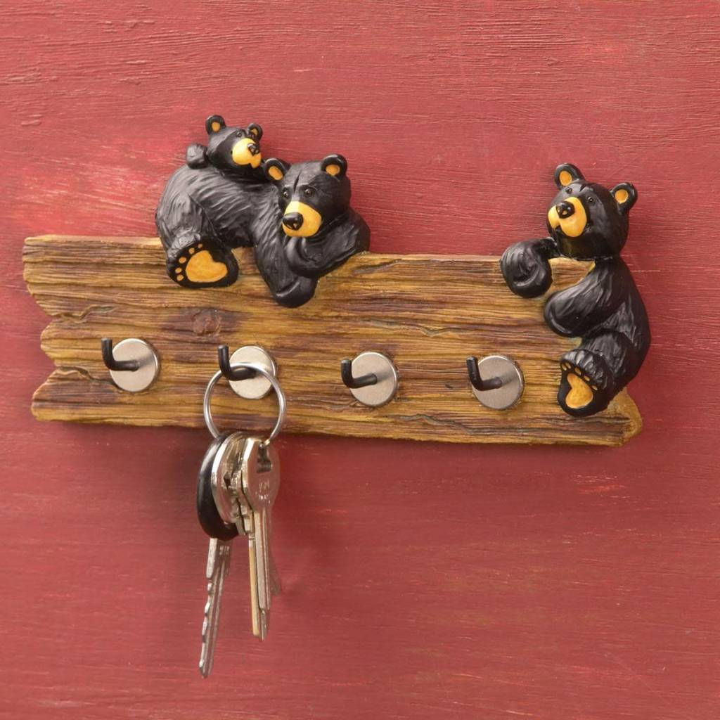 Bear Key Holder 50393