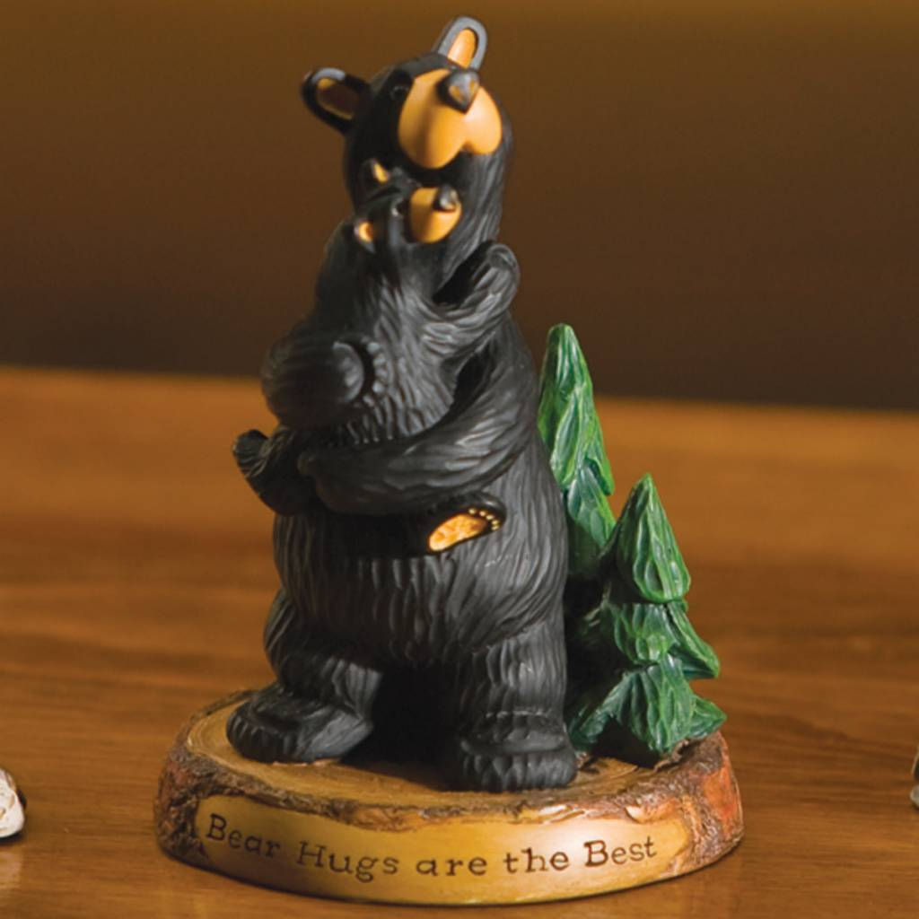 """Bear Hugs"" Bears Figurine"