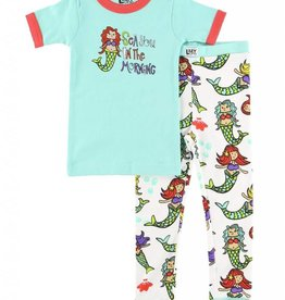 Sea You In The Morning S/S PJ Set