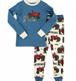 Field Of Dreams L/S PJ Set