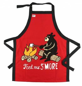 Feed Me S'more Apron