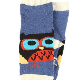Wise Guy (Owl) Infant Sock