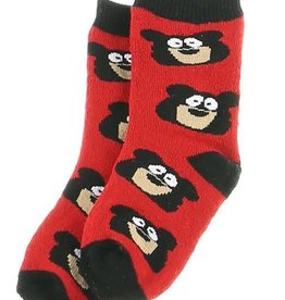 Lazy One Bear Infant Sock