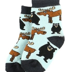 Lazy One Born To Be Wild Infant Sock