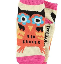 Lazy One I'm Owl Yours Kid Sock