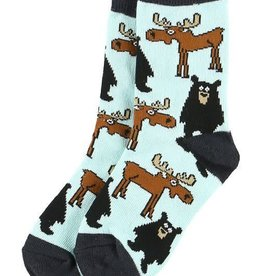 Lazy One Born To Be Wild Kid Sock