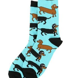 Lazy One Long To Be Around You Crew Socks 9-11