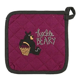 Lazy One Huckle-Beary Pot Holder
