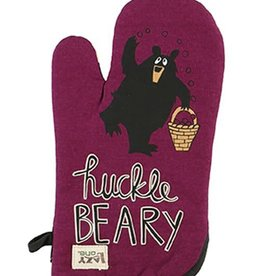 Lazy One Huckle-Beary Oven Mitt