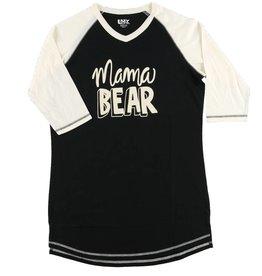 Mama Bear Tall PJ Tee