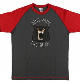 Lazy One Don't Wake The Bear Unisex Tee