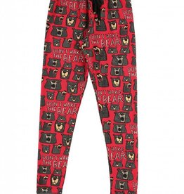 Don't Wake The Bear PJ Legging