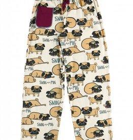 Snug As A Pug Women's PJ Pant