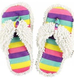 Spa Slippers Unicorn (Rainbow) L/XL