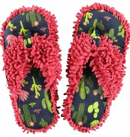 Spa Slippers Cactus L/XL