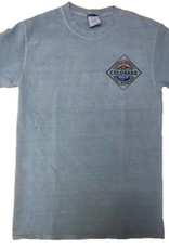 Lakeshirts Switchback Screen Mtns Moose V2 S/S Tee