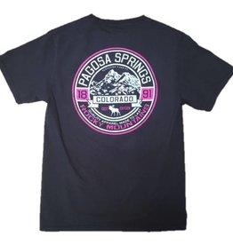 Lakeshirts Bixby Mtn Moose Ringspun S/S Tee