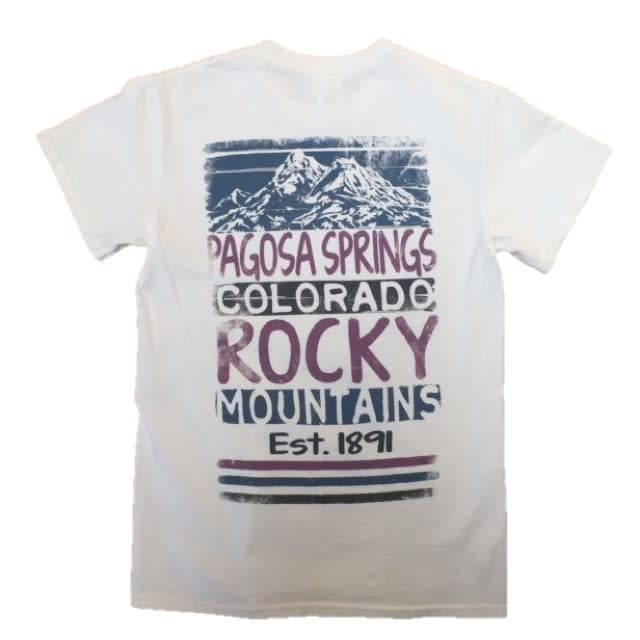 Granite Road Mountain S/S Tee