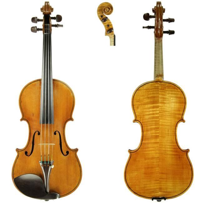 Violin, John Rae, London, 1915