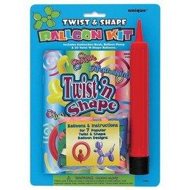 Balloon Kit-Latex-Twist & Shape