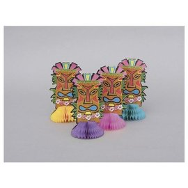 Centerpiece- Tiki Party-4pk/6''
